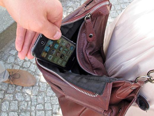 rastrear un celular robado